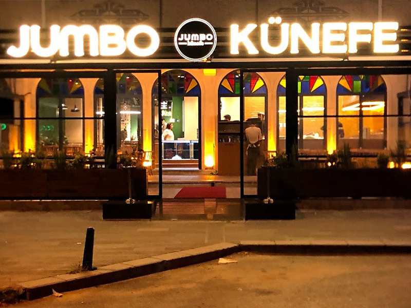 Jumbo Künefe marka danışmanlığı