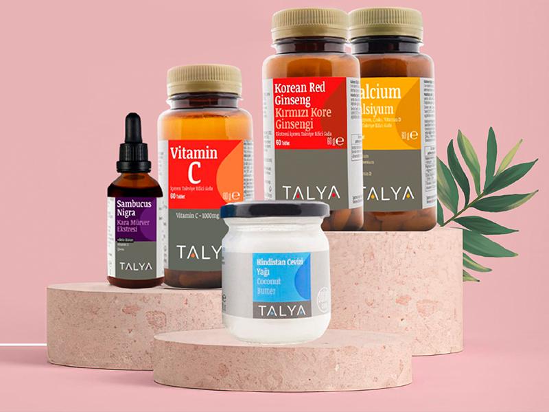 Talya Bitkisel ürün tasarım danışmanlığı
